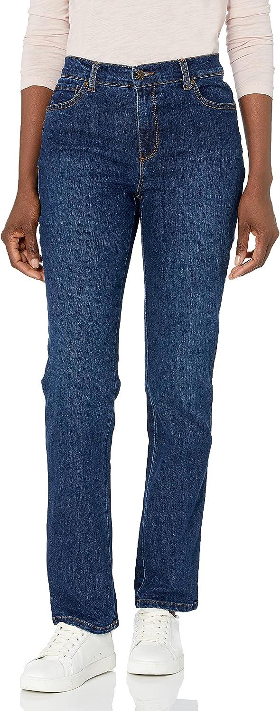 Gloria Vanderbilt Women's Classic Amanda High Rise Tapered Jean