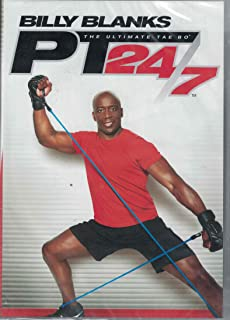 BILLY BLANKS PT 24/7: THE ULTIMATE TAE BO DVD WORKOUT SYSTEM