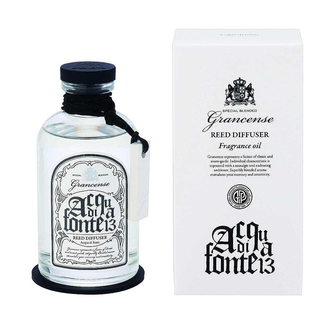 乳製品忌避剤コンバーチブルグランセンス リードディフューザー フレグランスオイル アクアディフォンテ