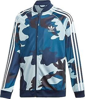 Adidas Kids Clothing Camouflage SST Track Jacket