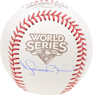 Mariano Rivera New York Yankees Autographed 2009 World Series Logo Baseball - Fanatics Authentic Certified