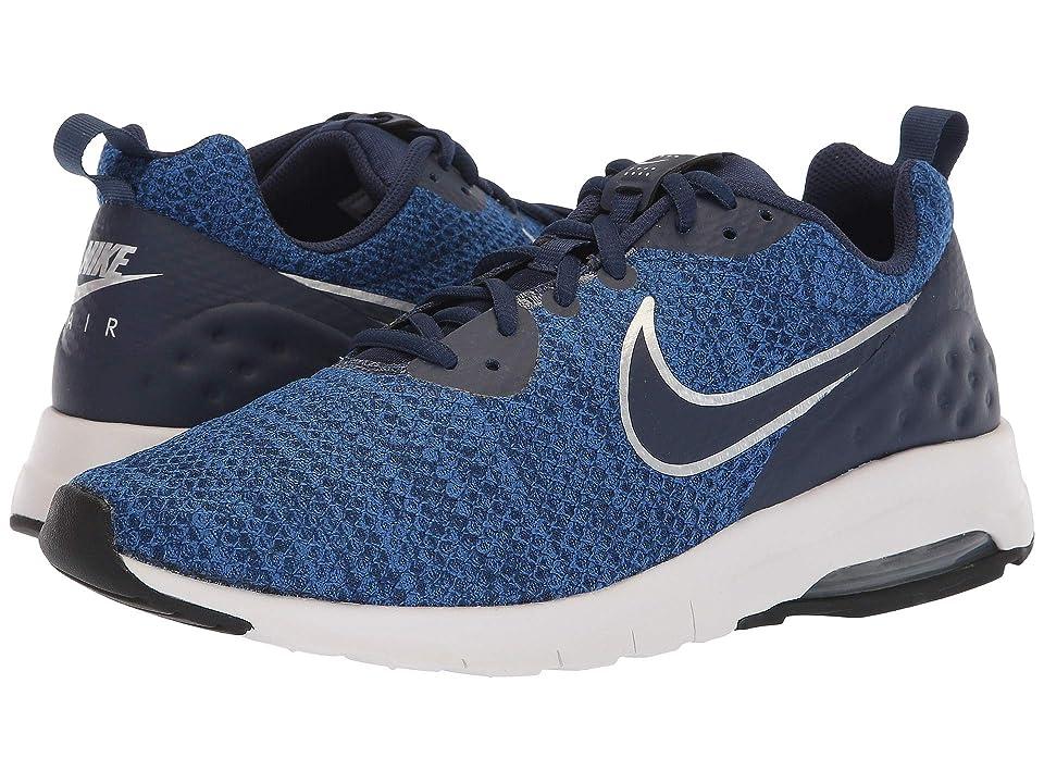 Nike Air Max Motion LW LE (Midnight Navy/Midnight Navy/Gym Blue) Men
