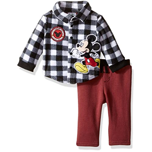 822ef7ed3f2d Mickey Mouse Baby Boy Clothes  Amazon.com