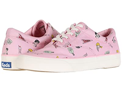 Keds Keds x Betty and Veronica Anchor Riverdale (Pink Twill) Women