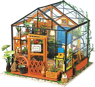 Fat Brain Toys DIY Miniature Model Kit: Gracie's Greenhouse