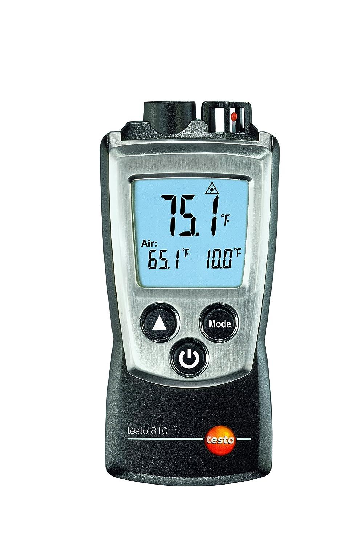 Testo 810 Pocket Pro Ambient 超定番 0560 上質 Thermometer IR