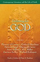 گوش دادن به خدا ، جلد 1: ادبیات معاصر و زندگی ایمان