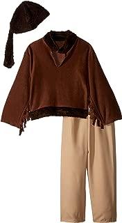RG Costumes Frontier Boy Costume, Brown, Medium