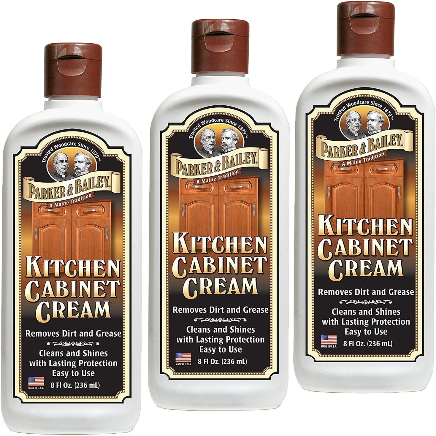 Amazon Com Parker Bailey Kitchen Cabinet Cream 8oz 3 Health Personal Care