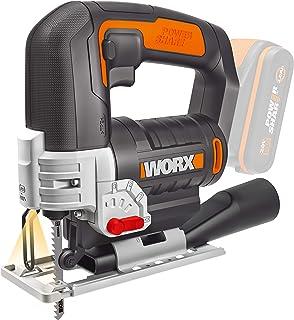 WORX WX543.9 18V (20V Max) Cordless Jigsaw - Bare Unit