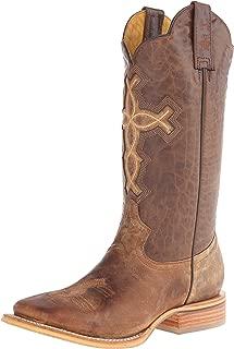Tin Haul Shoes Men's Ichthys Aroundus, Brown, 12 D US