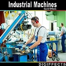 Industrial Machines Sound Effects