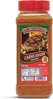 El Mexicano Carne Asada Seasoning 28 oz