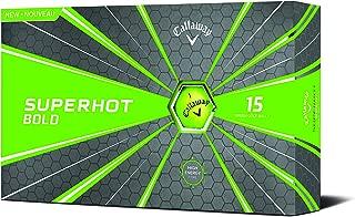Superhot Bold Matte Golf Balls (Pack of 15)