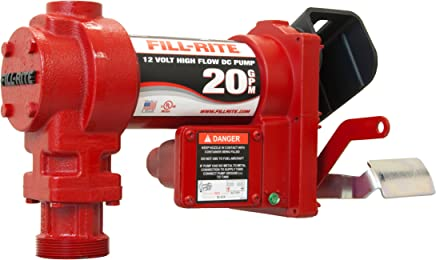 Fill-Rite 12V 20 GPM Fuel Transfer Pumps (4200 Series)