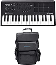 M-Audio Axiom AIR Mini 32-Key USB MIDI Keyboard Controller w/Drum Pads+Bag