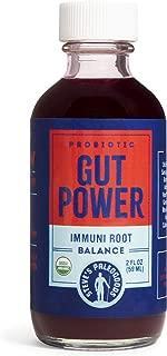 Steve's PaleoGoods, Probiotic Gut Power Shots - Balance, Immuni Root, 2 oz (Pack of 6)