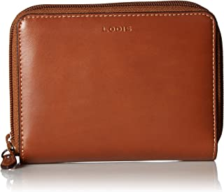 Lodis Women's Audrey Rfid Laney Continental Double Zip Wallet