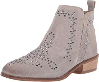Sbicca Women's Toby Ankle Boot, Taupe, 6