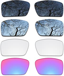 ToughAsNails Set of 4 Replacement Lenses for Oakley Gascan Pack-BSHG5