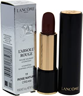 Lancôme LAbsolu Rouge Cream 11 Rose Nature - 1 Unidad