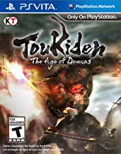Jogo PS Vita Toukiden The Age Of Demons - KT