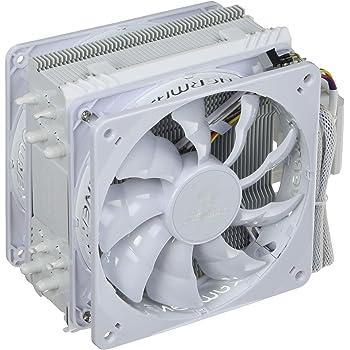 ENERMAX サイドフロー CPUファン ETS-T40Fit-W White Cluster
