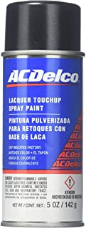 ACDelco 19354940 Black (WA8555) Touch-Up Paint - 5 oz Spray