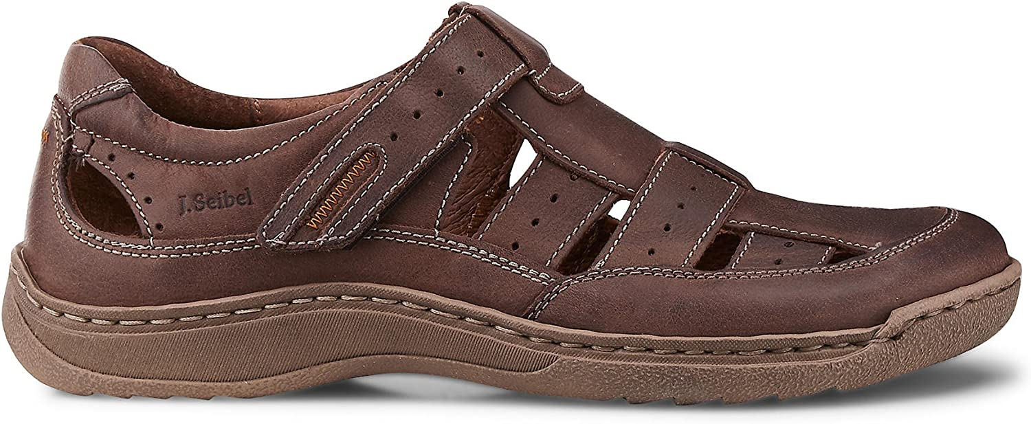 Josef Seibel Men's Milo 07 Closed Toe Sandals
