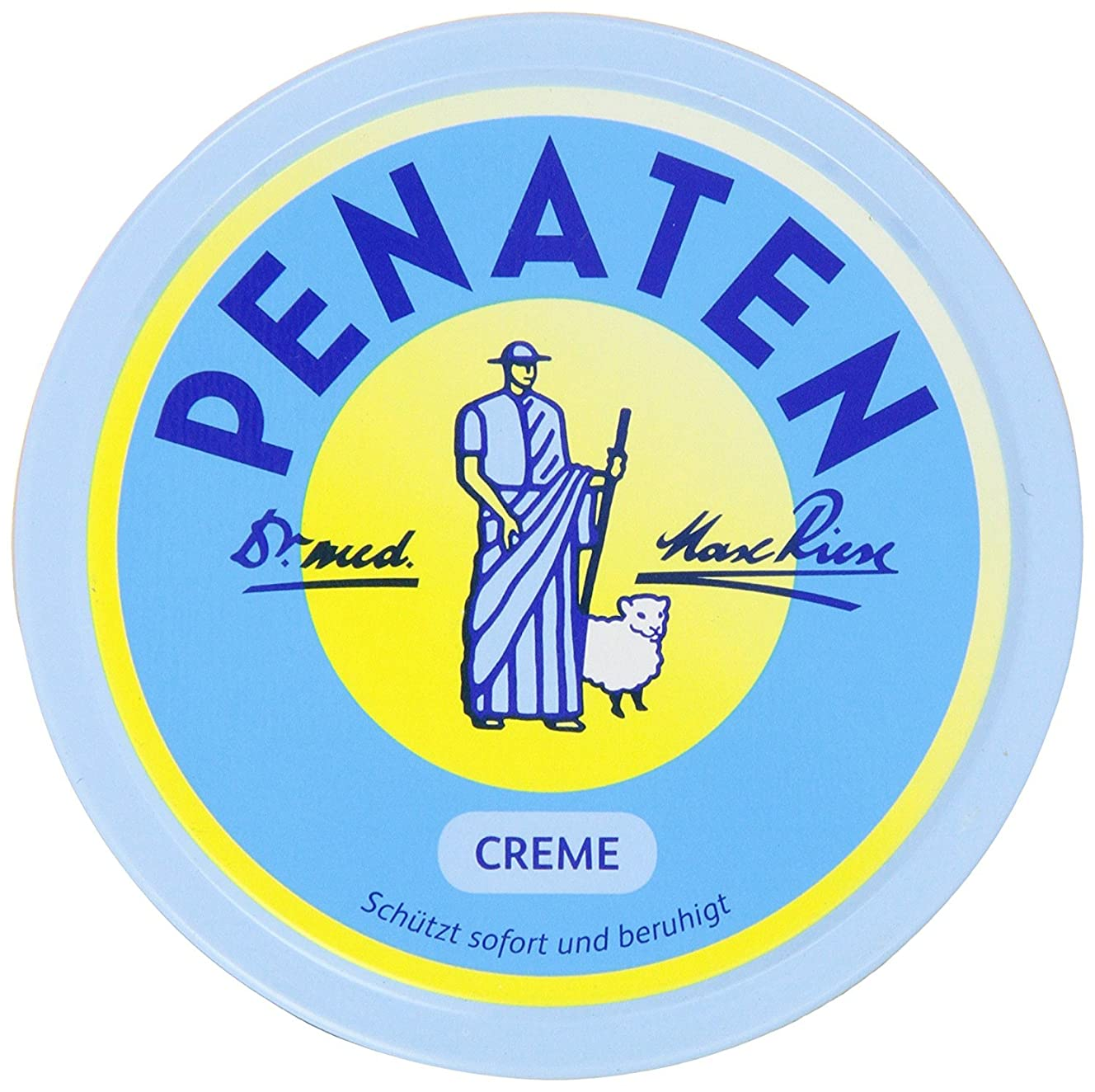 増幅器耐える玉(ペナテン) Penaten Baby Creme 150 ml, 3er Pack (3 x 150 ml) (並行輸入品) shumaman