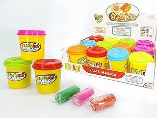 STOBOK Utensili plastilina Pasta da Modellare Bambini 26 Pezzi