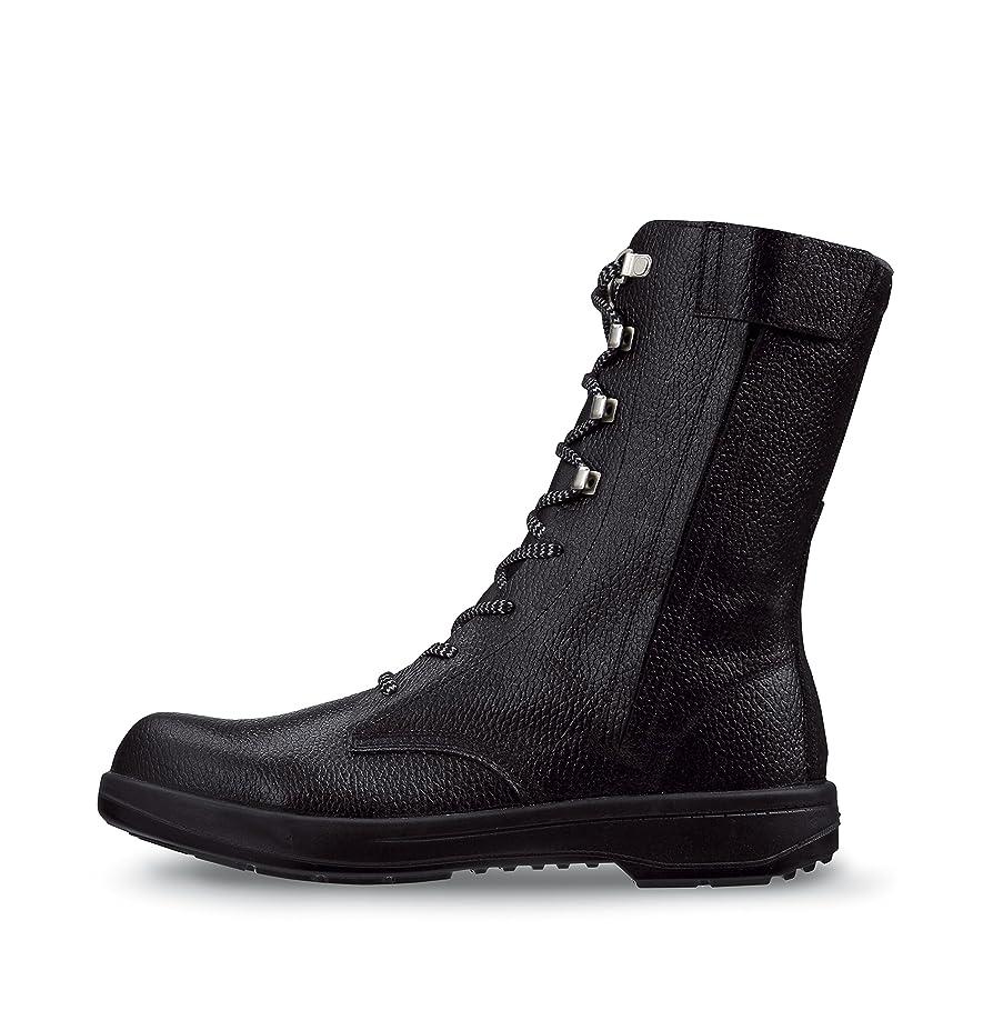 振りかける鋸歯状サーキットに行くジーベック XEBEC JIS規格合格品 安全靴 長編上 (牛革サイドファスナー付ワークブーツ) (85024-xe) 【24.5~29.0cmサイズ展開】