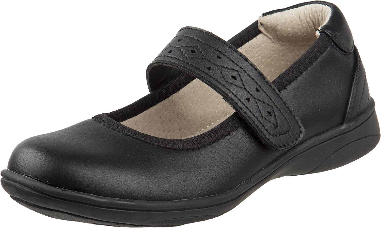 Laura Ashley Unisex-Child Mila School Uniform Shoe