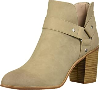 BC Footwear Women's Miss Independent Fashion Boot, Taupe, 9 B US