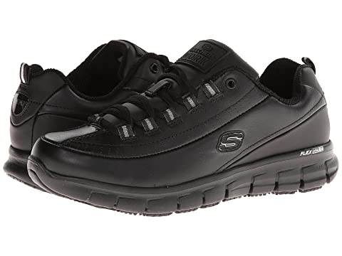 buy online hot sale top-rated fashion SKECHERS Work Sure Track - Trickel | Zappos.com