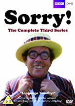 Sorry - Series 3 anglais