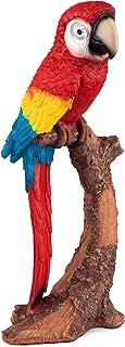 parrot statue outdoor