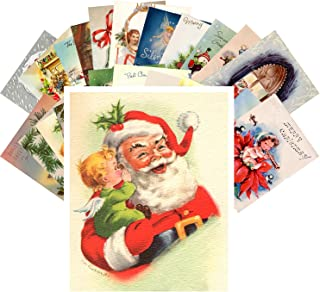 reproduction vintage christmas cards