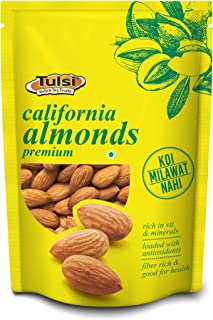 Tulsi California Almonds 500g