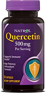 Natrol - 500 de quercetina mg. - 50 cápsulas