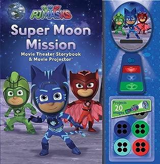 PJ Masks: Super Moon Mission Movie Theater & Storybook