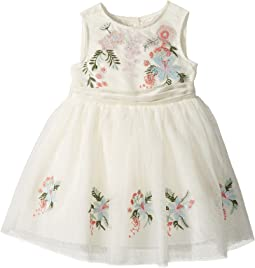 Nanette Lepore Kids - Embroidered Dress (Infant)