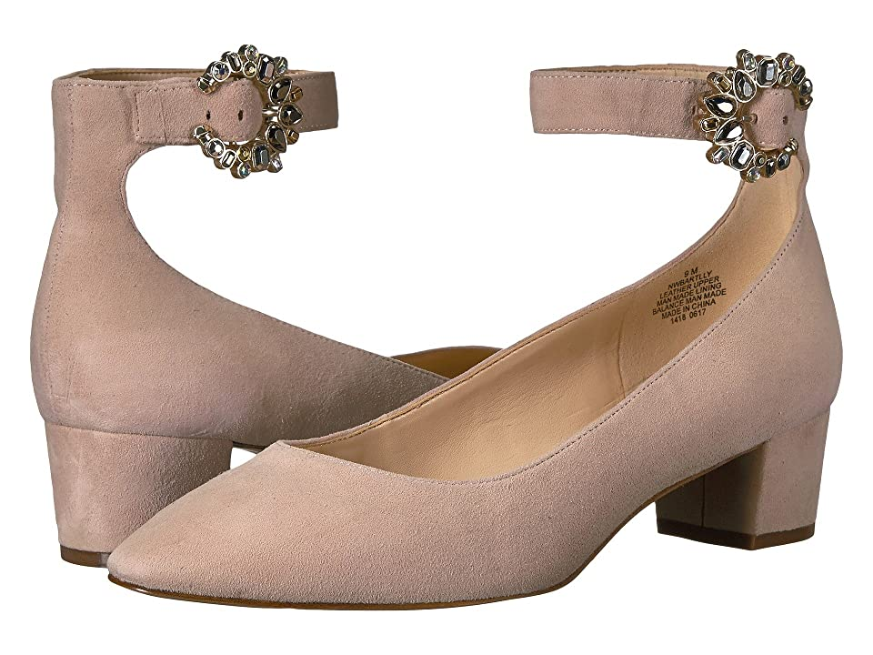 Nine West Bartilly (Natural Suede) Women