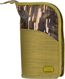 Lug Canoe Cosmetic Case, Riverwalk Olive