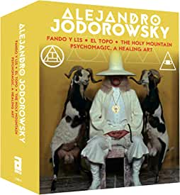 Alejandro Jodorowsky: 4K Restoration Collection to be Released Sept. 18 from ABKCO