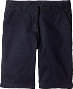 Nautica Kids - Girls Plus Bermuda Shorts (Big Kids)