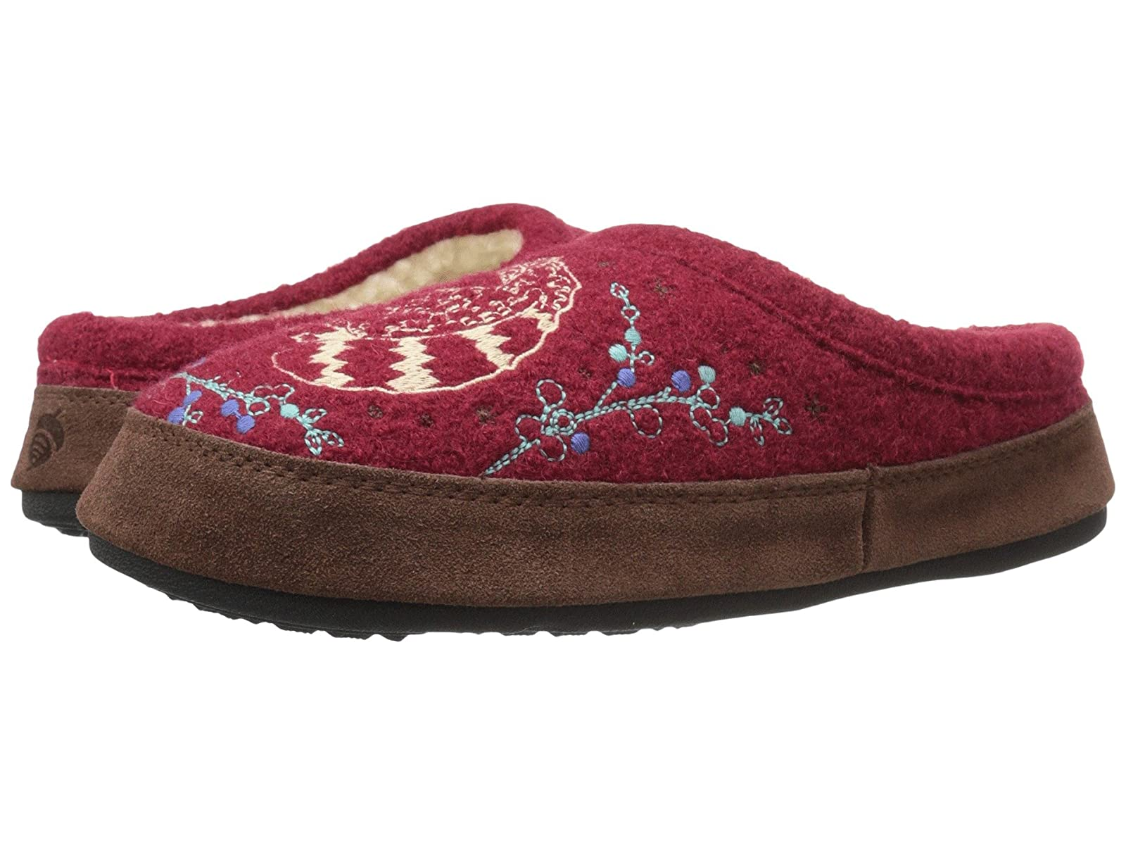 Acorn Forest MuleAtmospheric grades have affordable shoes