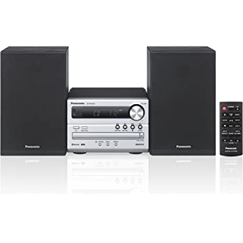 Panasonic SC-PM250 Système Audio (Argent)