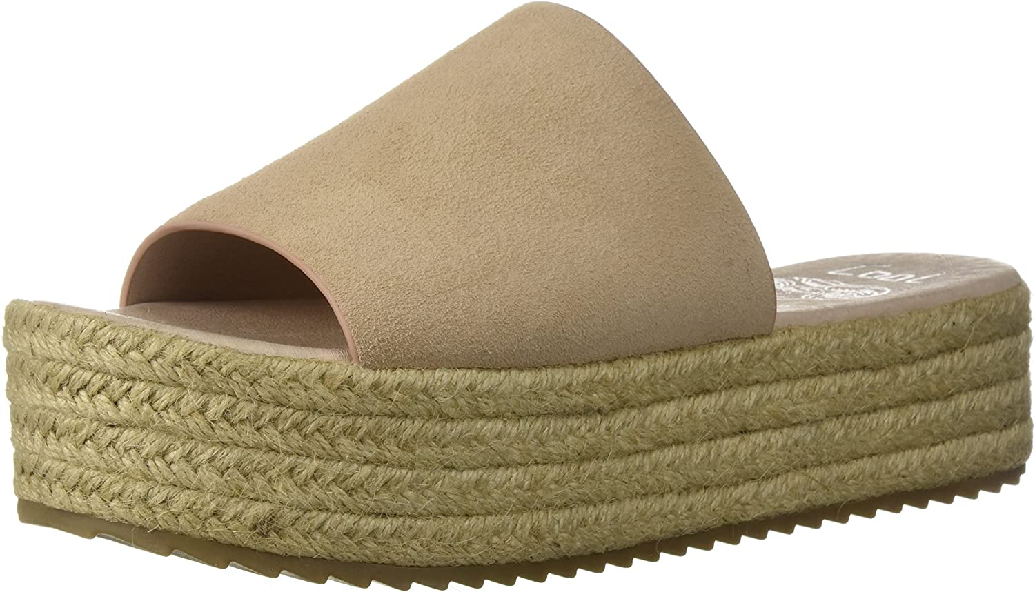 Coolway Womens Bory Espadrille Wedge Sandal