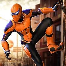 Warrior Of chaos Terrorist Attack Adventure Quest: Superhero Crime Gangster City Battle Simulator Fighting Champion Game 2018